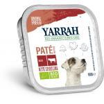 Yarrah Dog wellness pate beef spirulina 150g