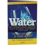 Succesboeken Water - het goedkoopste medicijn boek