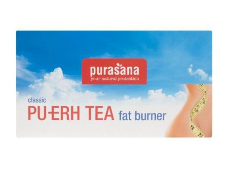 Purasana Pu erh theebuiltjes 96st