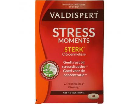 Valdispert Stress moments extra sterk 20st