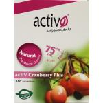 Activo Cranberry plus 100tab