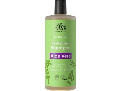 Urtekram Shampoo aloe vera droog haar 500ml