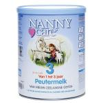 Nannycare toddler goat milk 900g