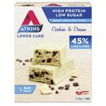 Atkins Cookies & Cream 5x30g