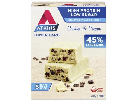 Atkins Cookies & cream 5x30g
