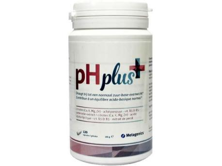 PH Plus Metagenics 120cap