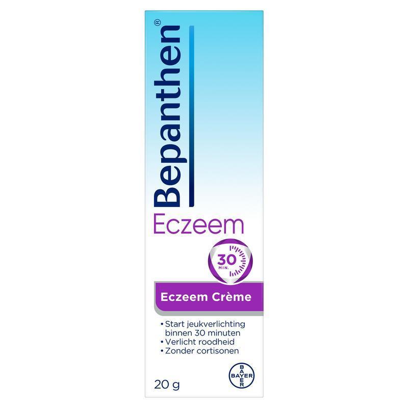 Afbeelding van Bepanthen Eczeem Creme 20 gram