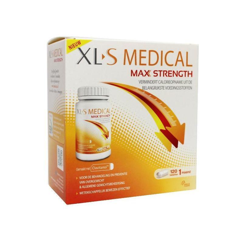 Dagaanbieding - XLS Medical max 120st dagelijkse koopjes