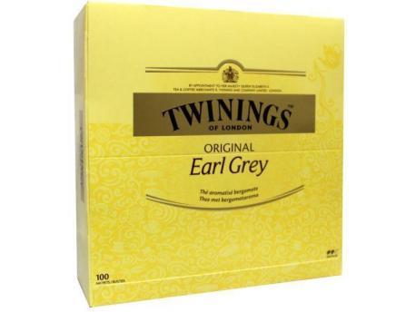 Twinings Earl grey envelop 100st