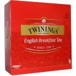 Twinings English breakfast envelop 100st
