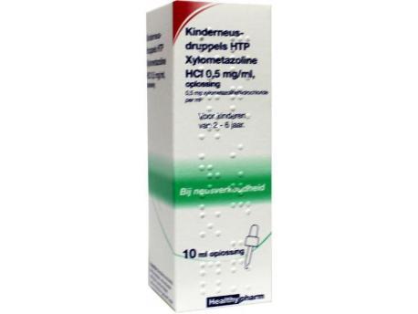 Healthypharm kids nose drops xylometazol 10ml