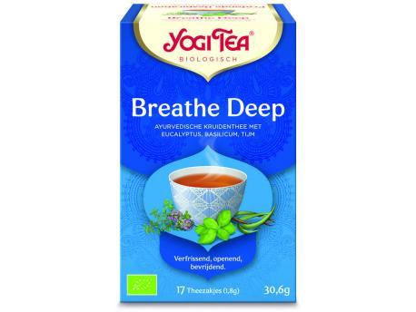 Yogi Tea Breathe deep 17st
