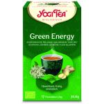Yogi Tea Green energy 17st