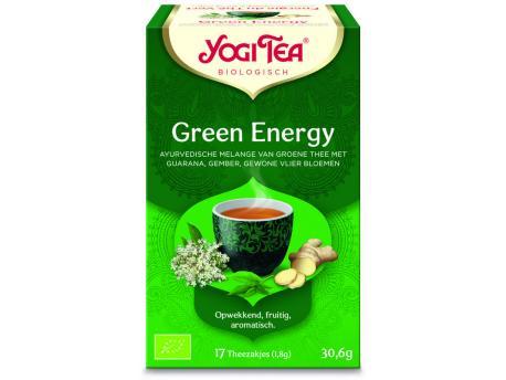 Yogi Tea Green energy 17st