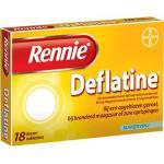 Rennie Deflatine 18tab