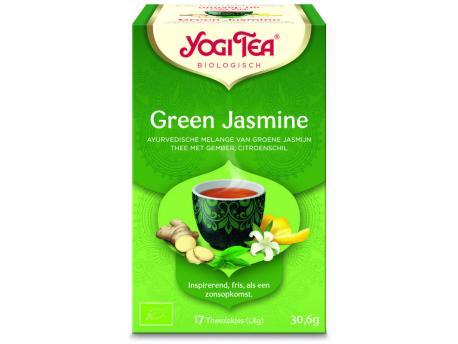 Yogi Tea Green jasmine 17st