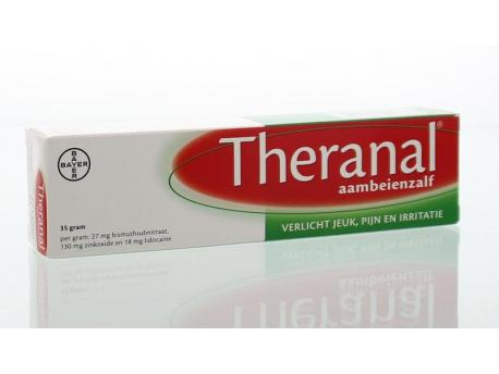 Theranal Aambeienzalf 35gram