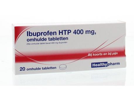 Healthypharm Ibuprofen 400mg 20tab
