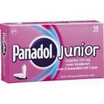 Panadol junior 125mg 10zp