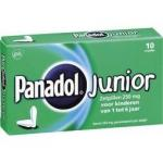 Panadol junior 250mg 10zp
