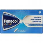 Panadol junior 500mg 10zp