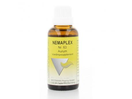 Nestmann Aurum 63 Nemaplex 50ml
