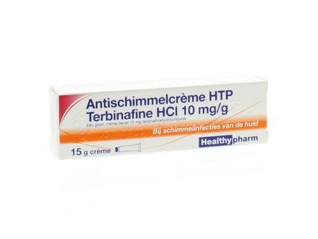 Healthypharm Terbinafine schimmel 15g