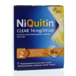 Niquitin Step 2 14mg 7st