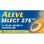 Aleve select 275mg 12tab