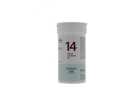 Pfluger Potassium bromatum 14 D6 Schussler 400tab