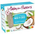 Pain Des Fleurs Knackebrod coconut 150g