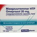 Healthypharm Omeprazol 20 mg 14cap