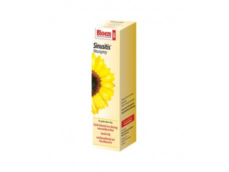 Bloem Sinusites nasal spray 15ml