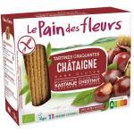 Pain Des Fleurs Tamme kastanje cracker 150g