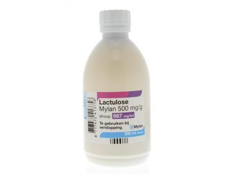 Mylan Lactulose Syrup 500 mg 300ml