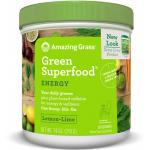 Amazing Grass Energy lemon lime green superfood 210g