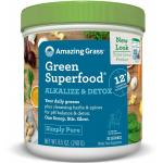 Amazing Grass Alkalize detox green superfood 240g