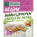 Damhert Afslank proteinereep chocolade noot 240g