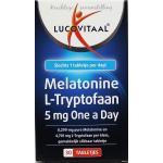 Lucovitaal Melatonine L-tryptofaan 30tab