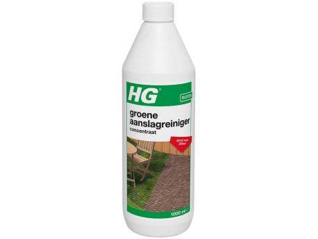 HG Groene aanslagreiniger 1000ml
