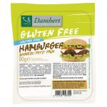 Damhert Burger bread gluten-free 90g