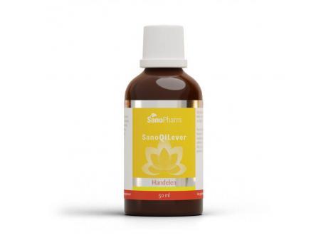 Sanopharm Sano Qi lever 50ml