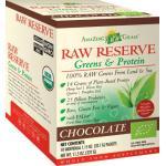 Amazing Grass Raw reserve protein chocolate 10sach