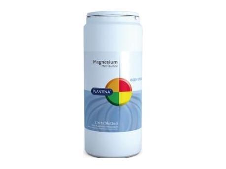 Plantina Magnesium met taurine NZVT 270tab