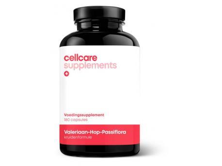 Cellcare Valerian-hop passiflora 180vc