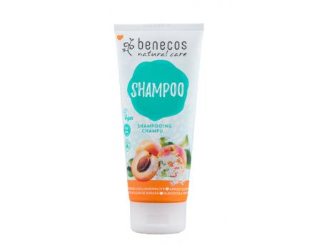 Shampoo abrikoos & vlierbes 200ml
