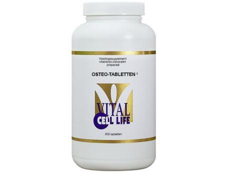 Vital Cell Life Osteo botformule 200tab