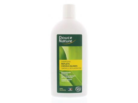 Douce Nature Shampoo blond haar glans 300ml