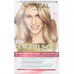 Loreal Excellence 8.1 licht asblond verp.