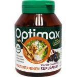 Optimax Superfruit vlierbes-zwarte bes 100st